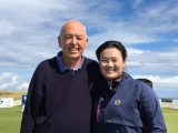 Angel Yin Selected For US Solheim Cup Team