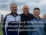 CPI Lowdean's Putting Expertise Helps Golfers LowerScores